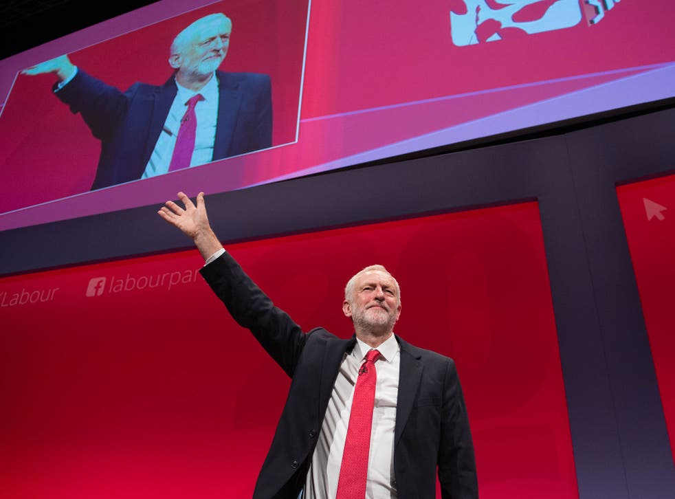 Despite all the plotting to oust him, Jeremy Corbyn stood tall at the Labour Party conference