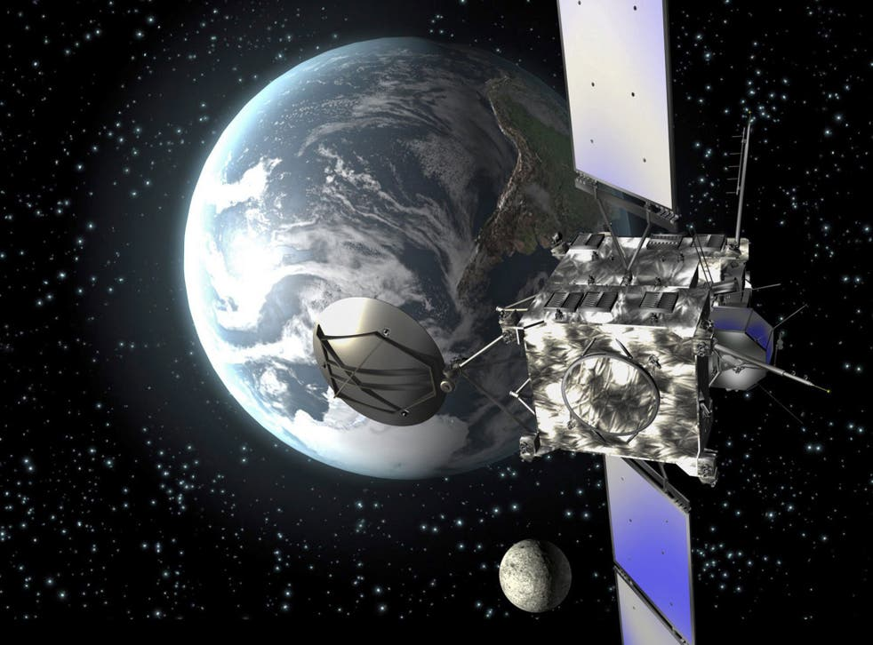 A Nasa satellite programme that monitors the Earth's climate would be cut under the Trump administration's plan