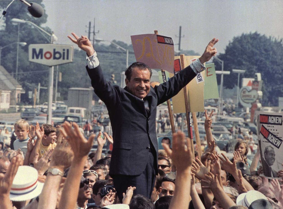 Richard Nixon knew how to win elections - but the tactics he used unraveled with the Watergate scandal