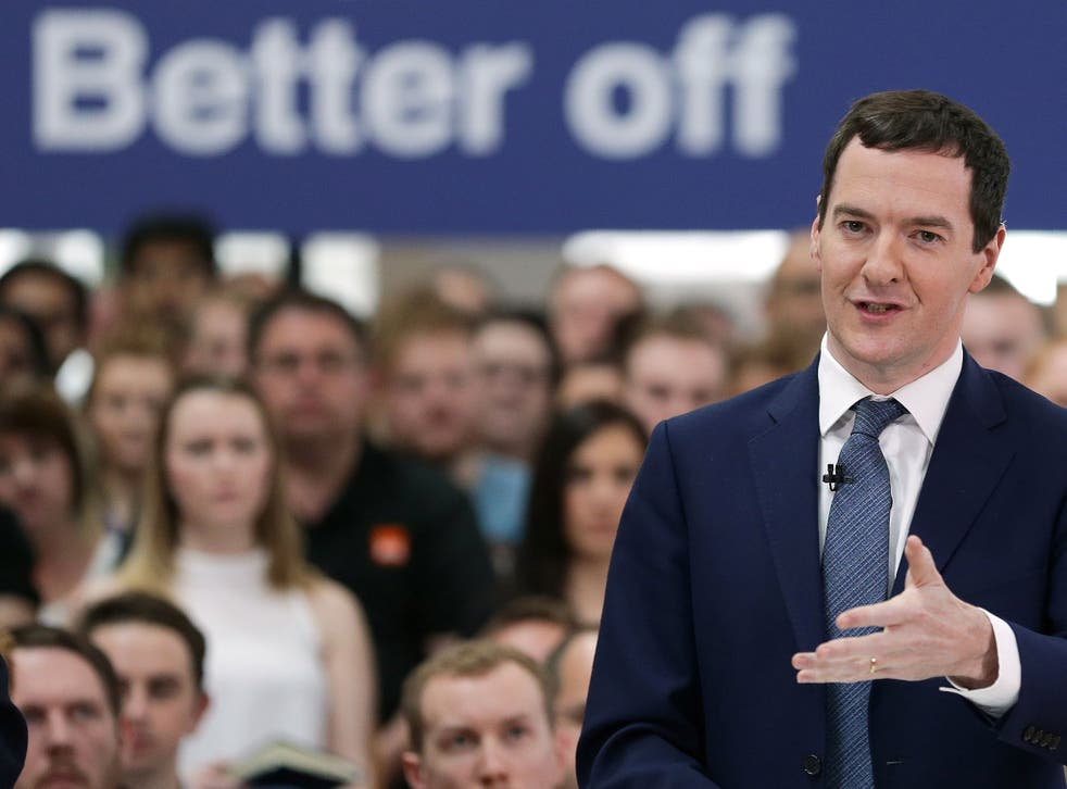 The forecasts are based on a hotly-contested study published by George Osborne during the referendum campaign – but the Treasury said it stands by the figures