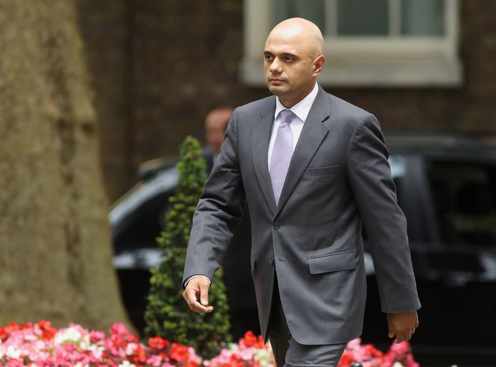 Sajid Javid, the Communities Secretary, said the Government had a 'moral duty' to build more homes