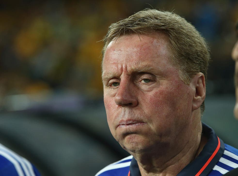 Harry Redknapptakes over at Birmingham City(Getty)