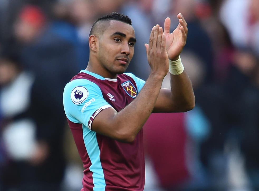 Dimitri Payet is expected to start for the Hammers on Saturday