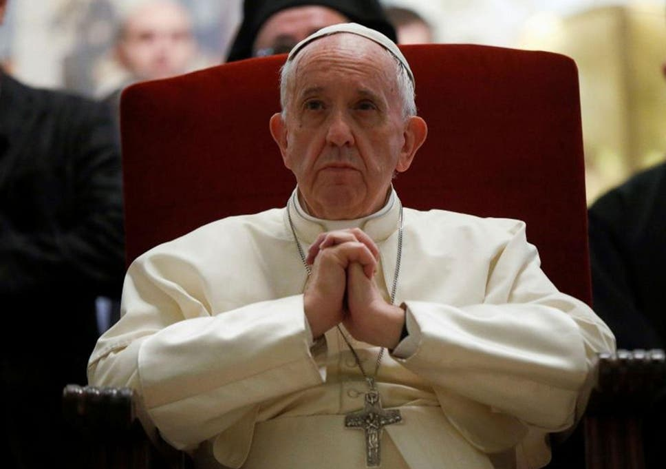 Pope Francis Says Gender Theory Is Part Of A Global War On