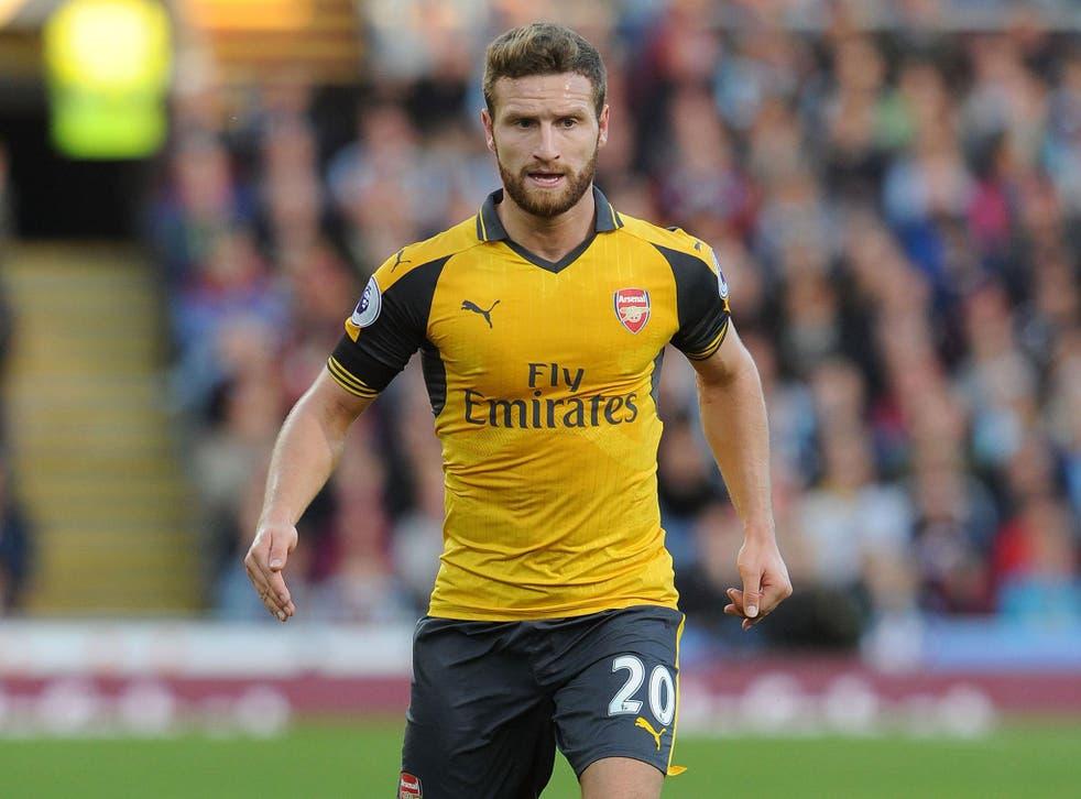 Shkodran Mustafi looks the part for Arsenal
