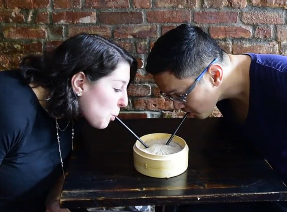 The XL XLB sell out in 15 minutes at the Drunken Dumpling in New York City.