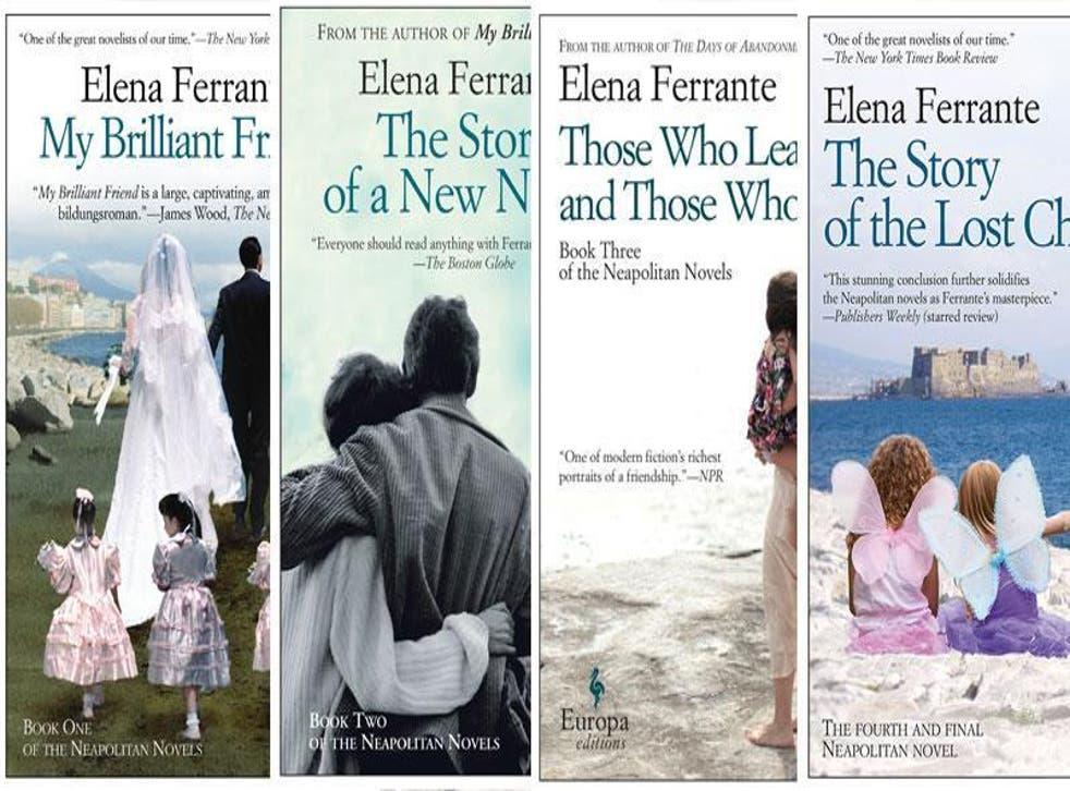 Ferrante is behind the beloved Neapolitan Novels