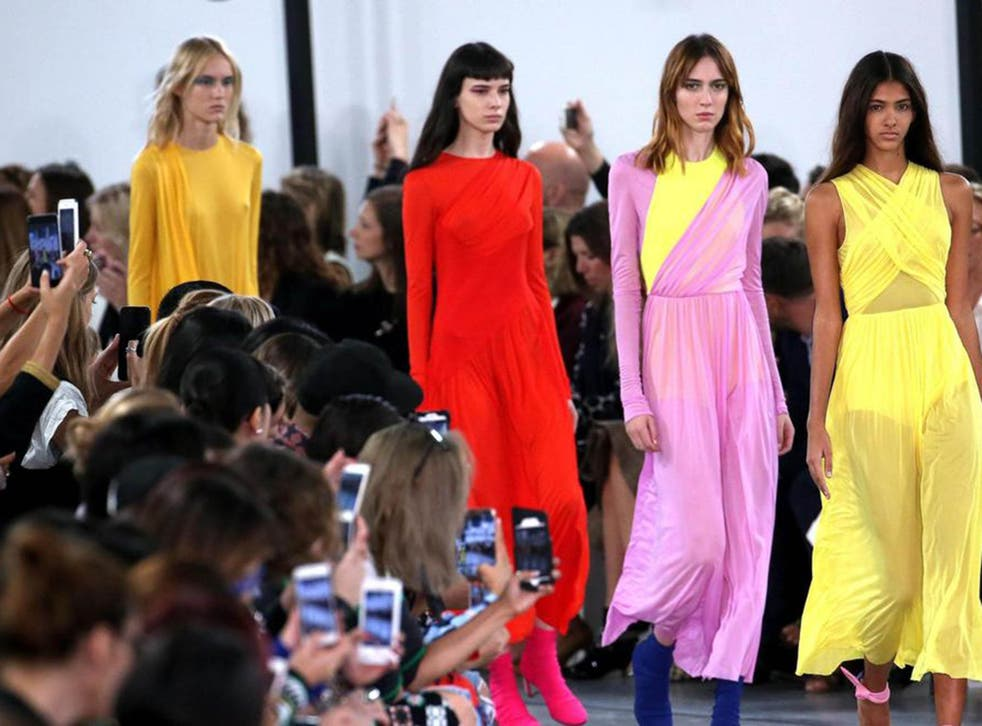 Bloggers are now invited to sit on the front rows at the biggest fashion shows
