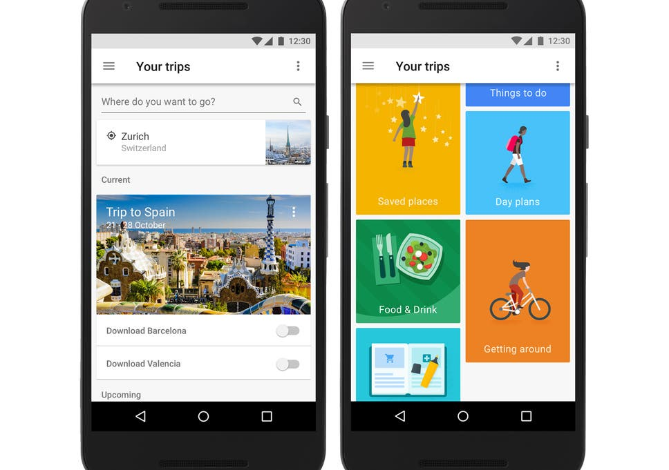 Google Trips: What is it, and can an app really save on roaming