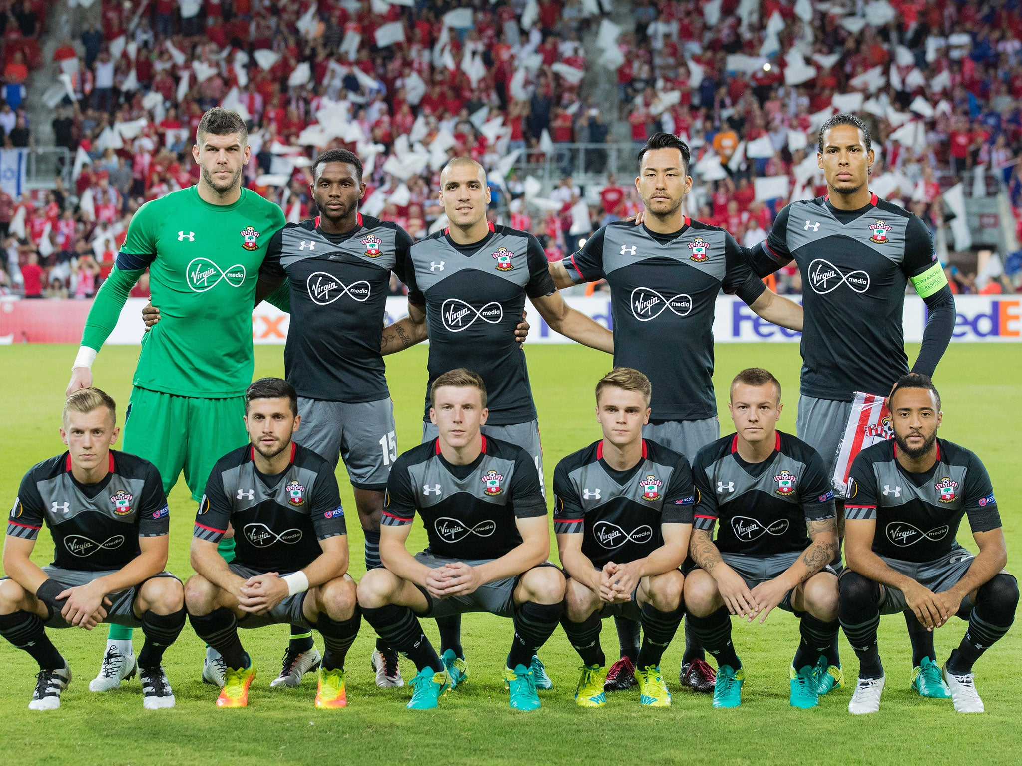 Southampton News: Saints Held Up For Half A Day In Israel