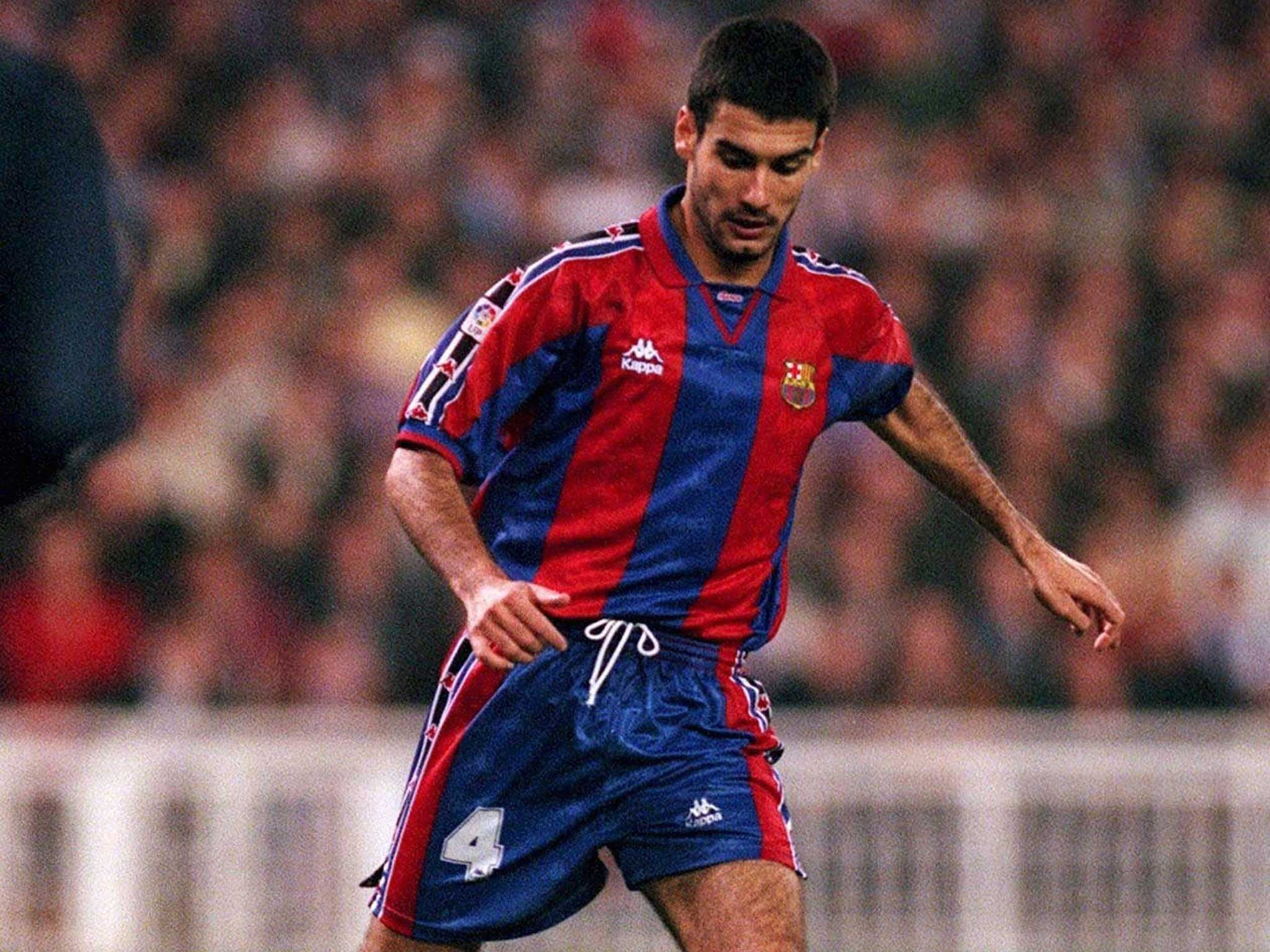 Barcelona Nearly Sold Pep Guardiola Until Johan Cruyff Stepped In To