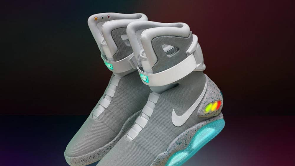 Nike Air MAG 2016 raffle and release date  How to buy the self ... 7d6e8d8d4