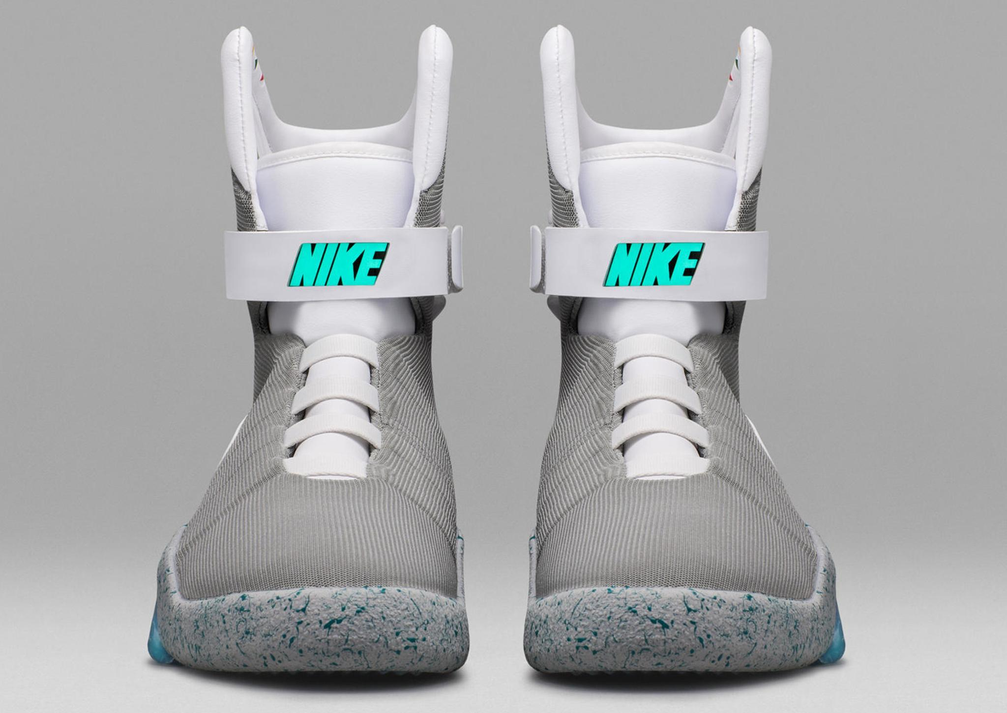 434da31169b7 Nike Air MAG 2016 raffle and release date  How to buy the self ...