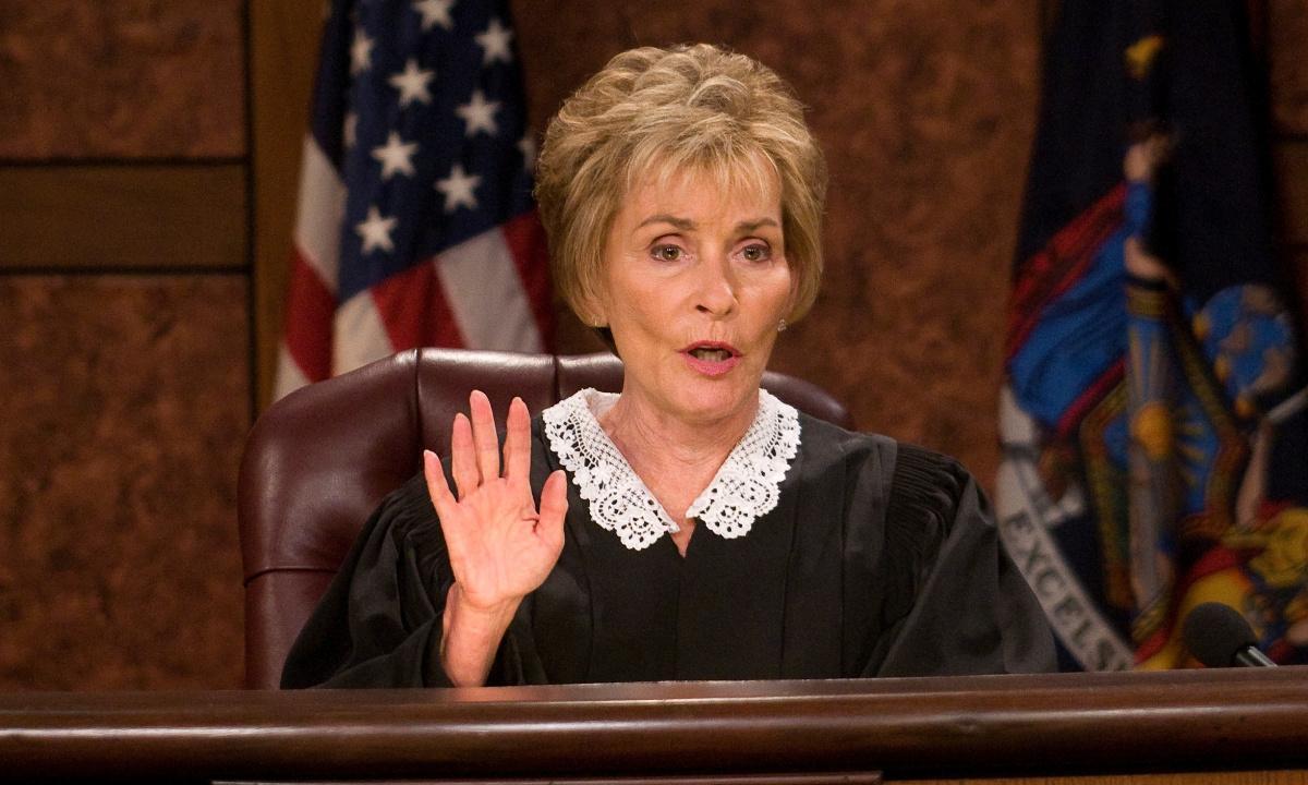 Judge Judy's $47 million annual salary is not unreasonable