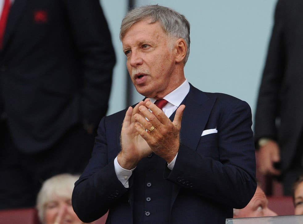 Arsenal's majority owner Stan Kroenke will no longer receive a £3m annual payment from the club