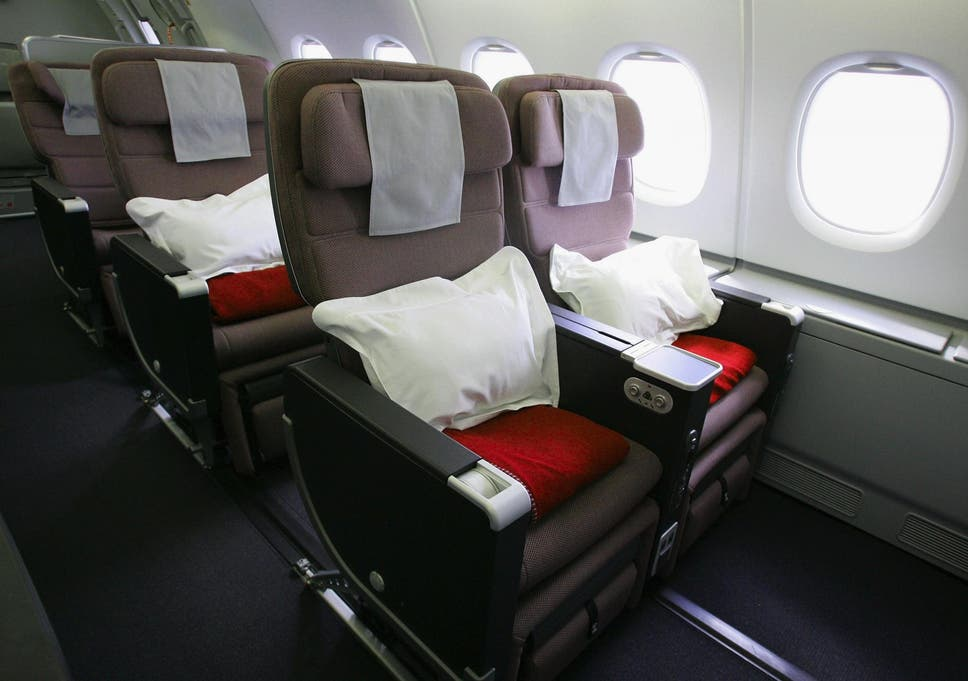 How to get extra legroom for free - and other top tips to make your ...