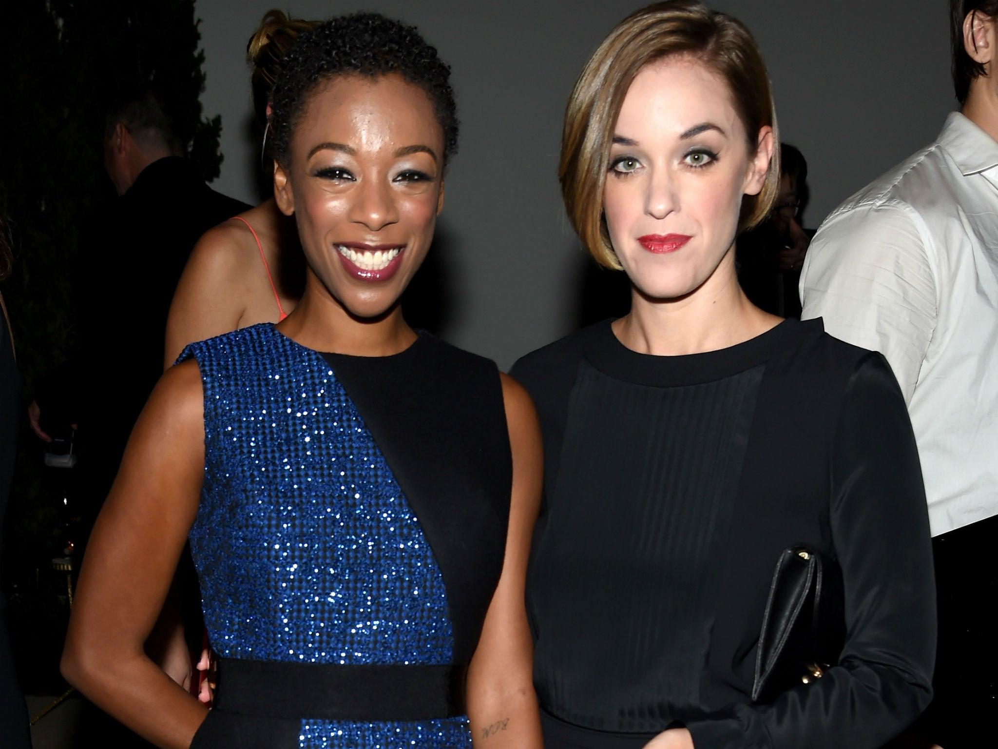 Orange Is the New Black Writer Divorces Husband Dates Samira Wiley