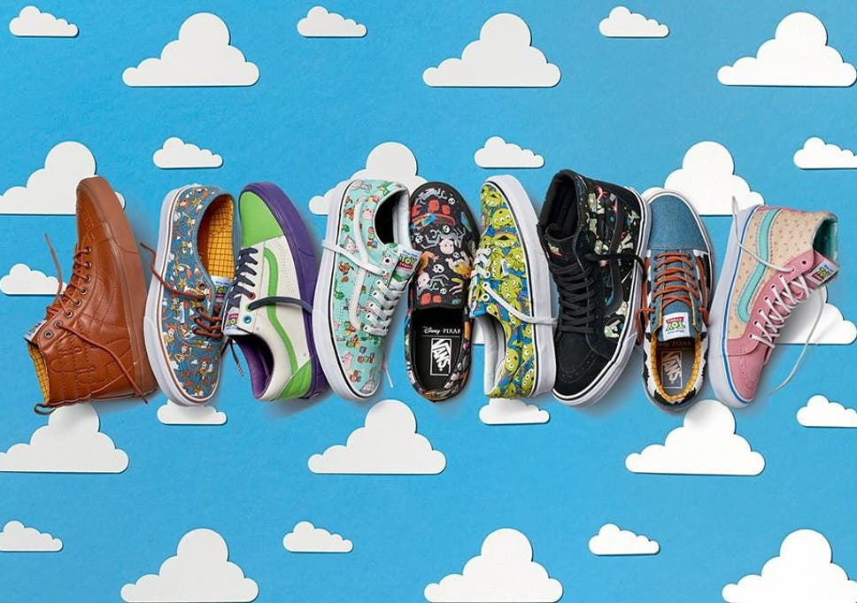 b3682332364 How to get your hands on the Vans x Toy Story collab