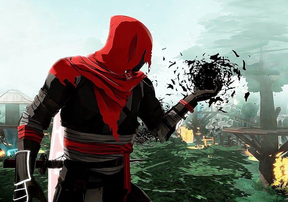 Aragami review, PS4 PC: 'Stealth fans will find much to enjoy'