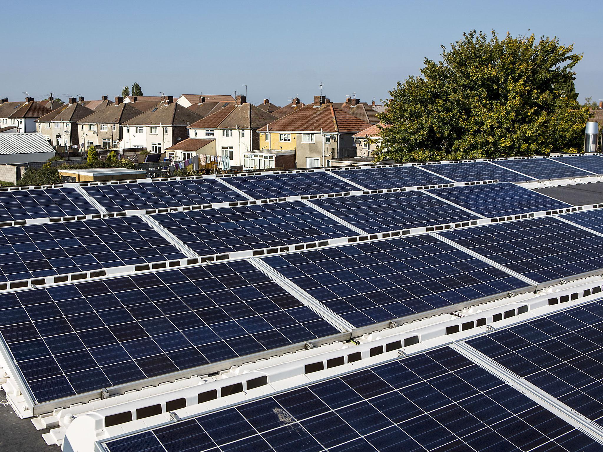 Government accused of trying to kill off UK solar industry