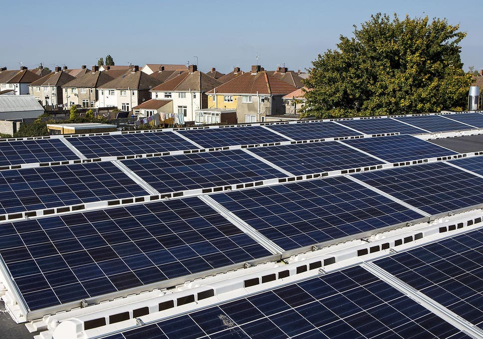 Government accused of trying to kill off uk solar industry before it the solar industry has expressed disbelief that the treasury is about to impose a swingeing business publicscrutiny Choice Image