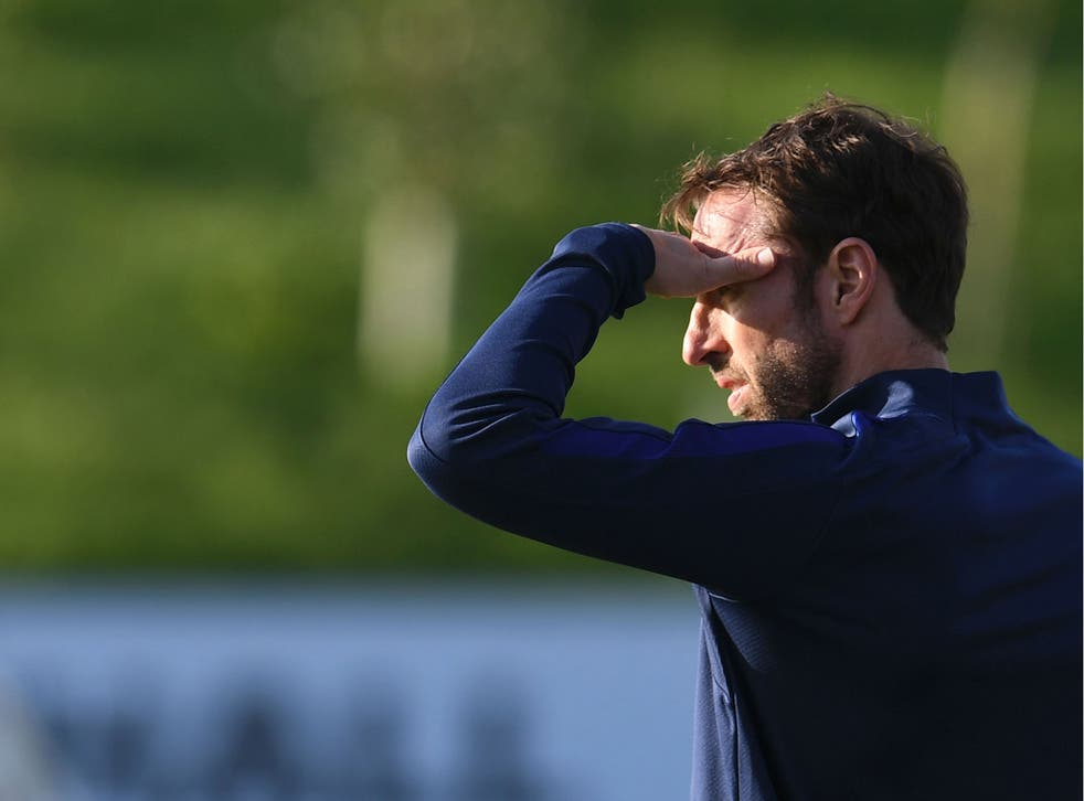 The FA should not be looking too far into the future in terms of Gareth Southgate at the moment