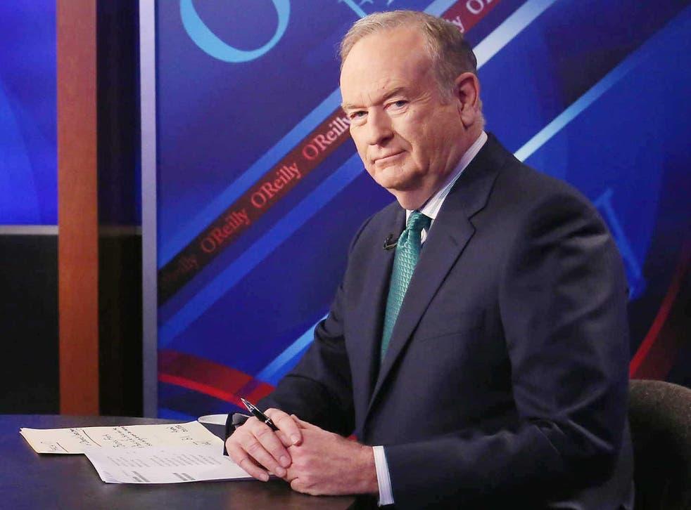 Mr O'Reilly's settlements were kept secret for years