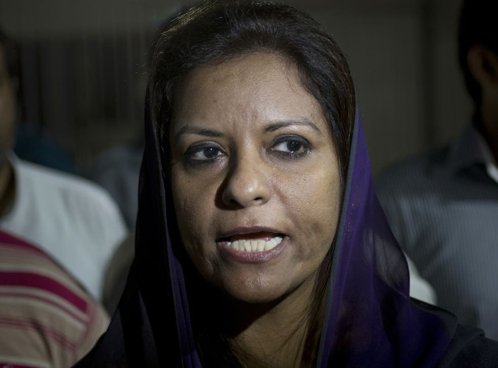 Pakistan's opposition MP Nafeesa Shah said the new law was an improvement