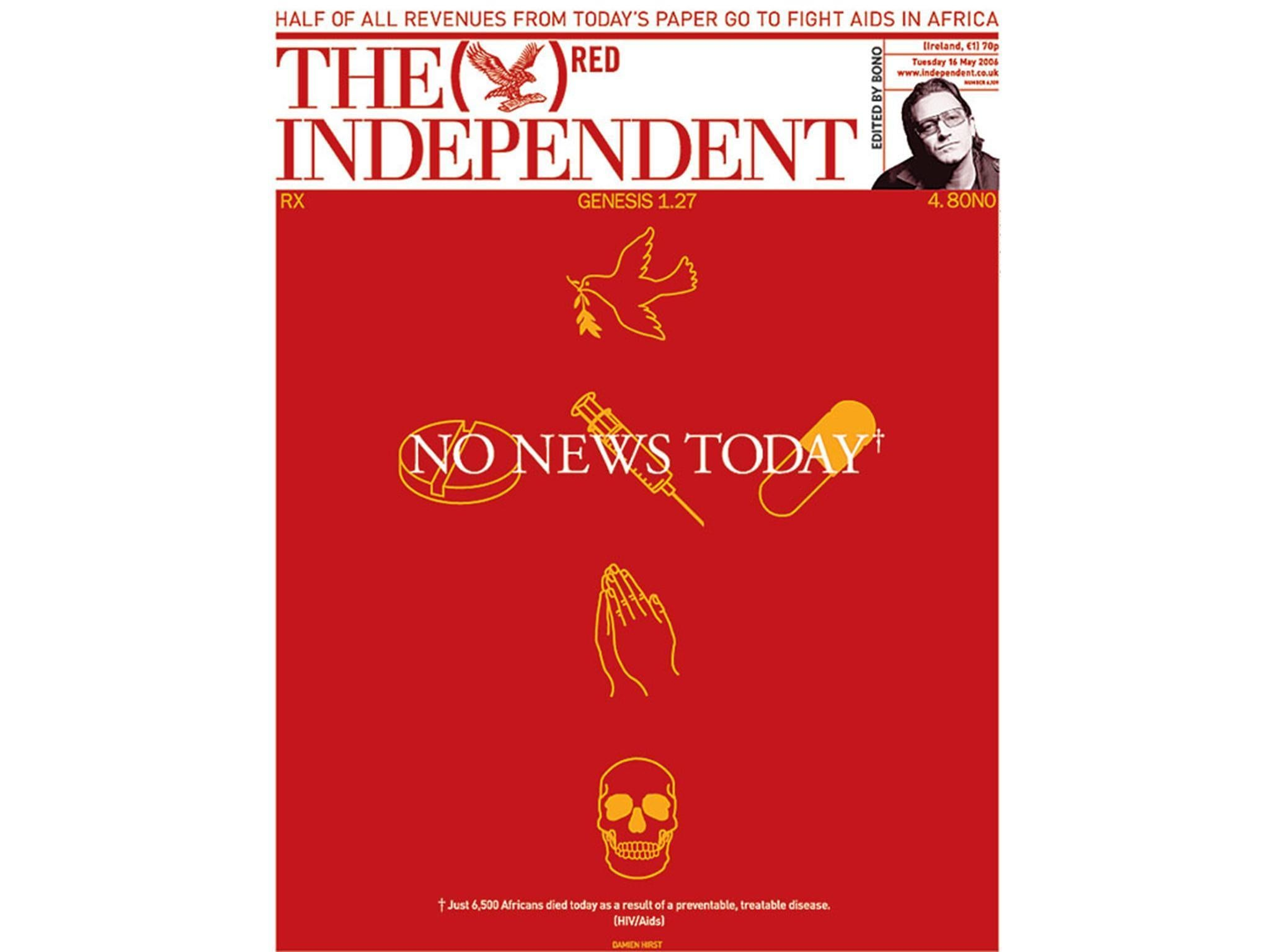 30 iconic Independent front pages: Classic, with a twist | The