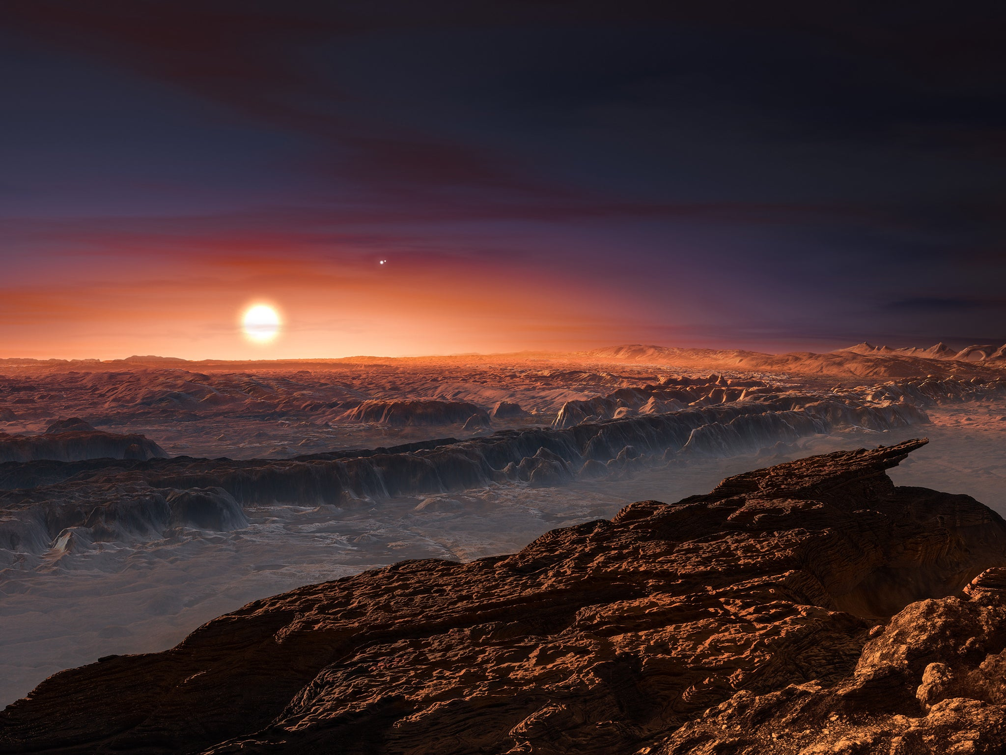 There is 'an Earth' around our nearest star, scientists confirm