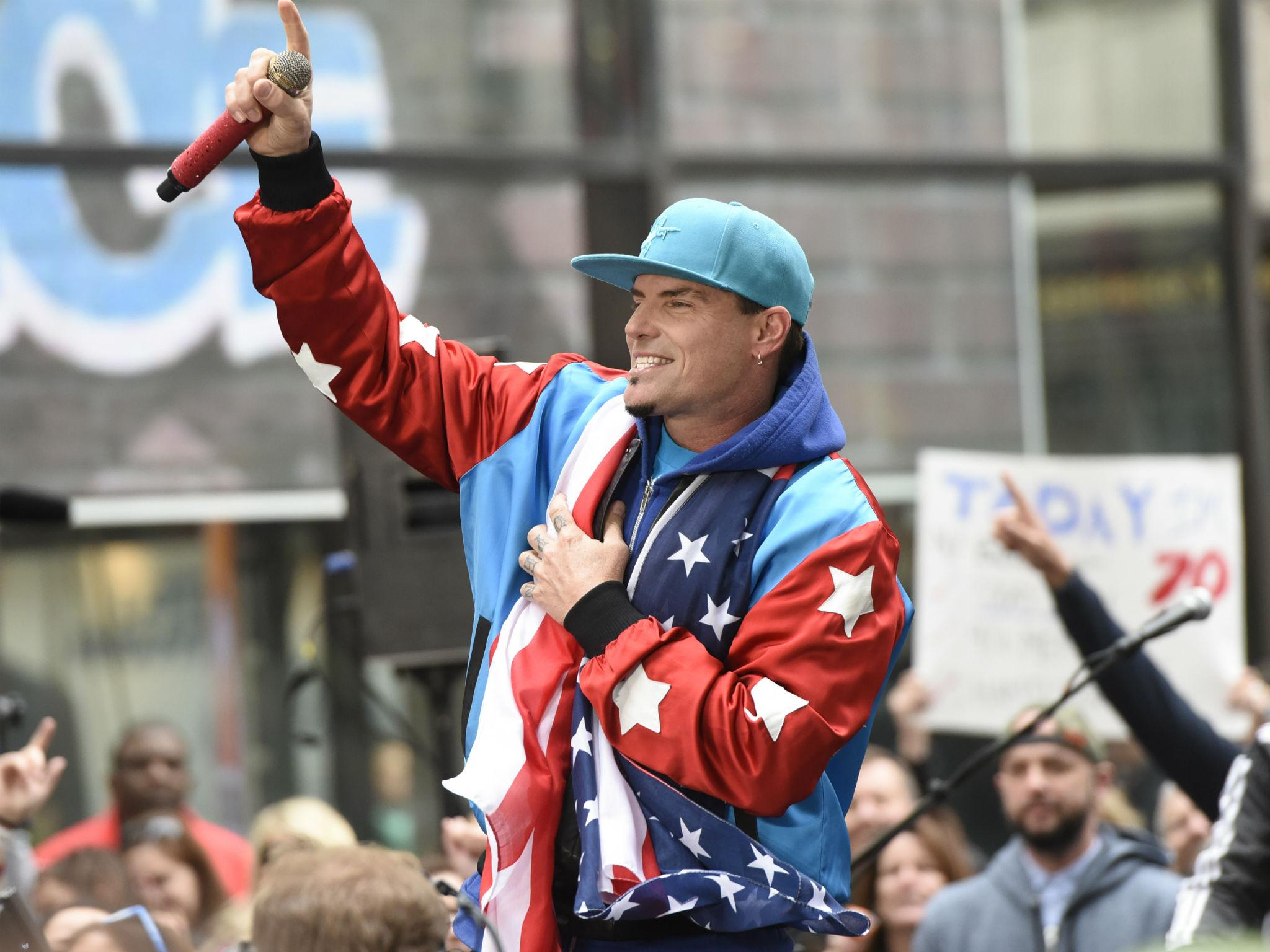Hurricane Matthew: Vanilla Ice prompts panic for going silent after ...