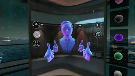 Facebook shows Oculus Rift-powered social network of the future, complete with VR versions of your friends