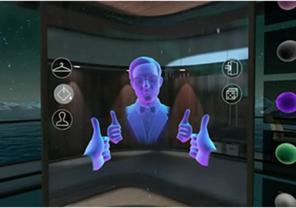e79a47c01 Facebook shows Oculus Rift-powered social network of the future, complete  with VR versions of your friends