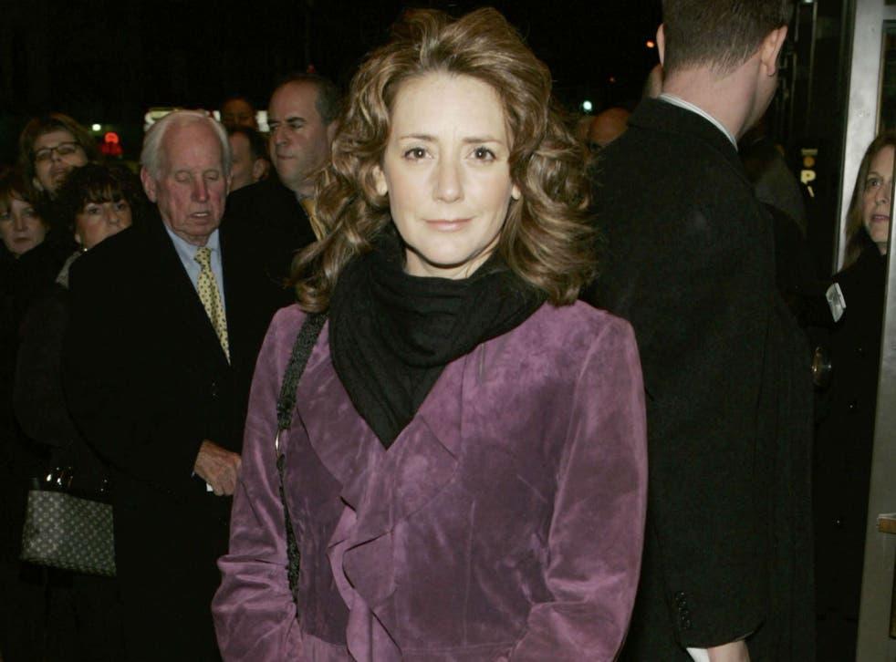 Divorce actress Talia Balsam