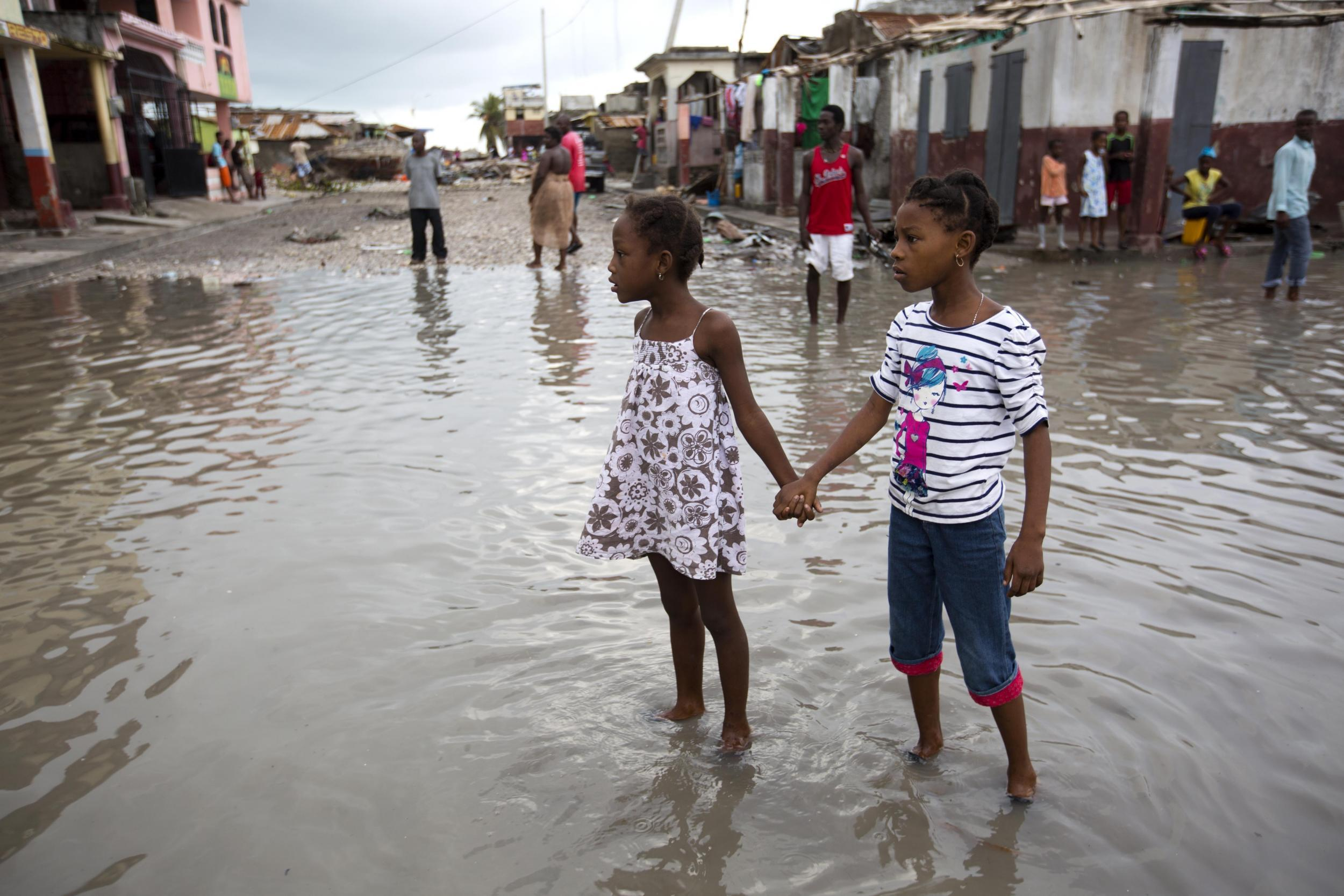 Hurricane Matthew In Haiti The Death Toll Stands At But The - Poorest countries in the western hemisphere 2016