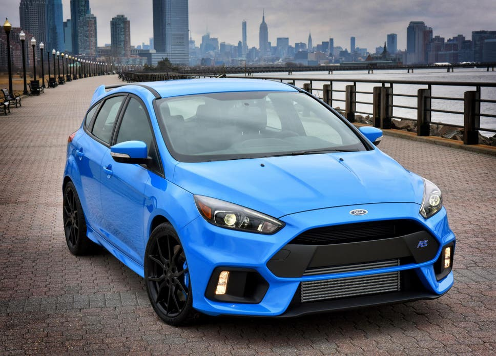 Why should you buy a ford focus rs the independent ford focus rs new model is awesome older models awesome value fandeluxe Images