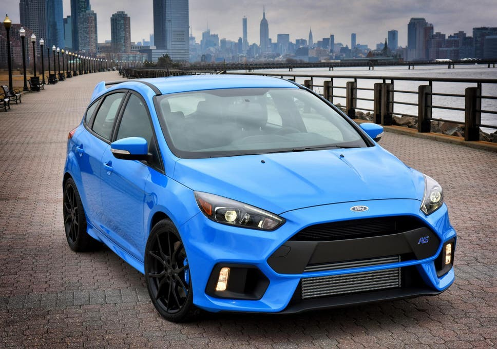 Why Should You Buy A Ford Focus Rs The Independent