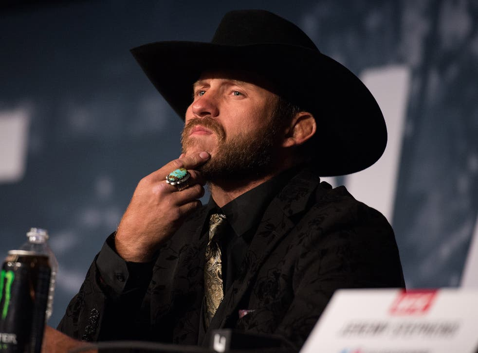 Donald Cerrone says there aren't many UFC fighters who like Conor McGregor