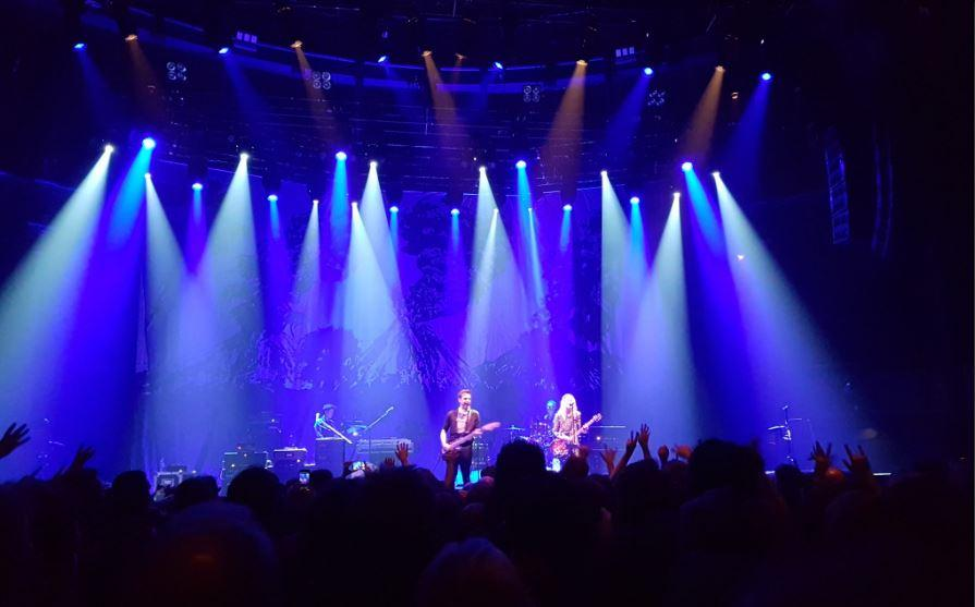 Pop Review The Kills Roundhouse London Duos Chemistry Remains