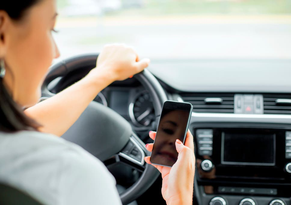 what most often distracts older drivers