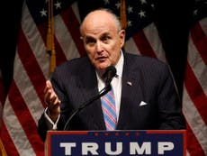 Donald Trump appoints Rudy Giuliani as cyber security adviser