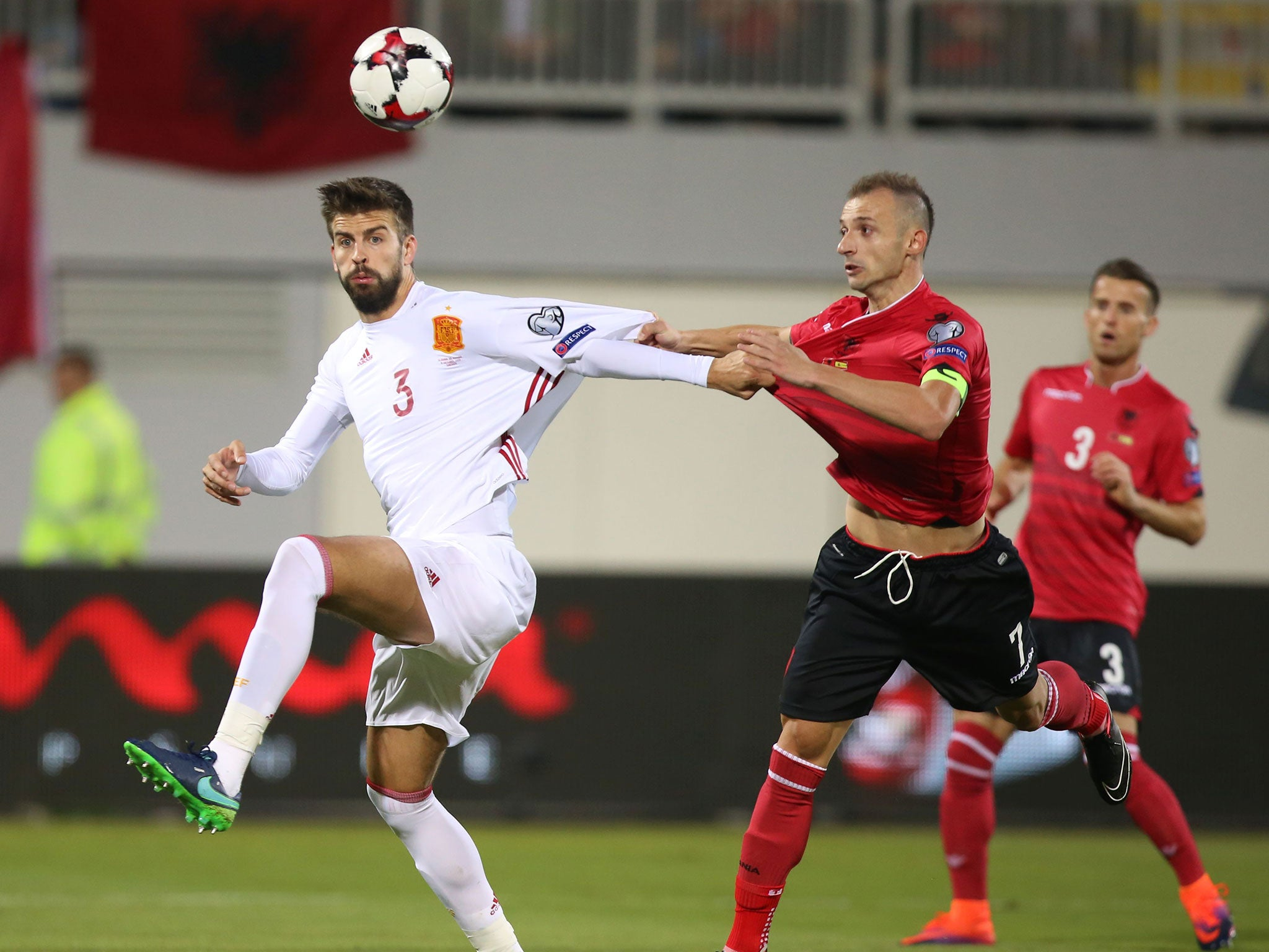 ... jersey collections - Football - Pulse Gerard Pique announces he will  retire from Spain duty after 2018 World Cup because some people 3 ... df001f7f4