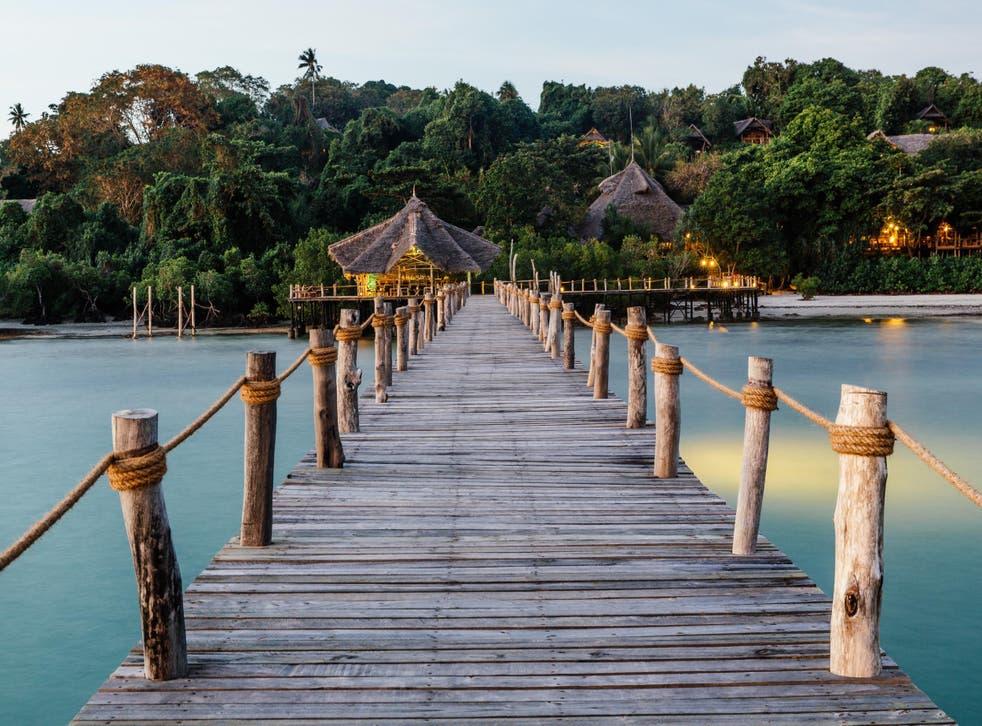 Fundu Lagoon, Zanzibar