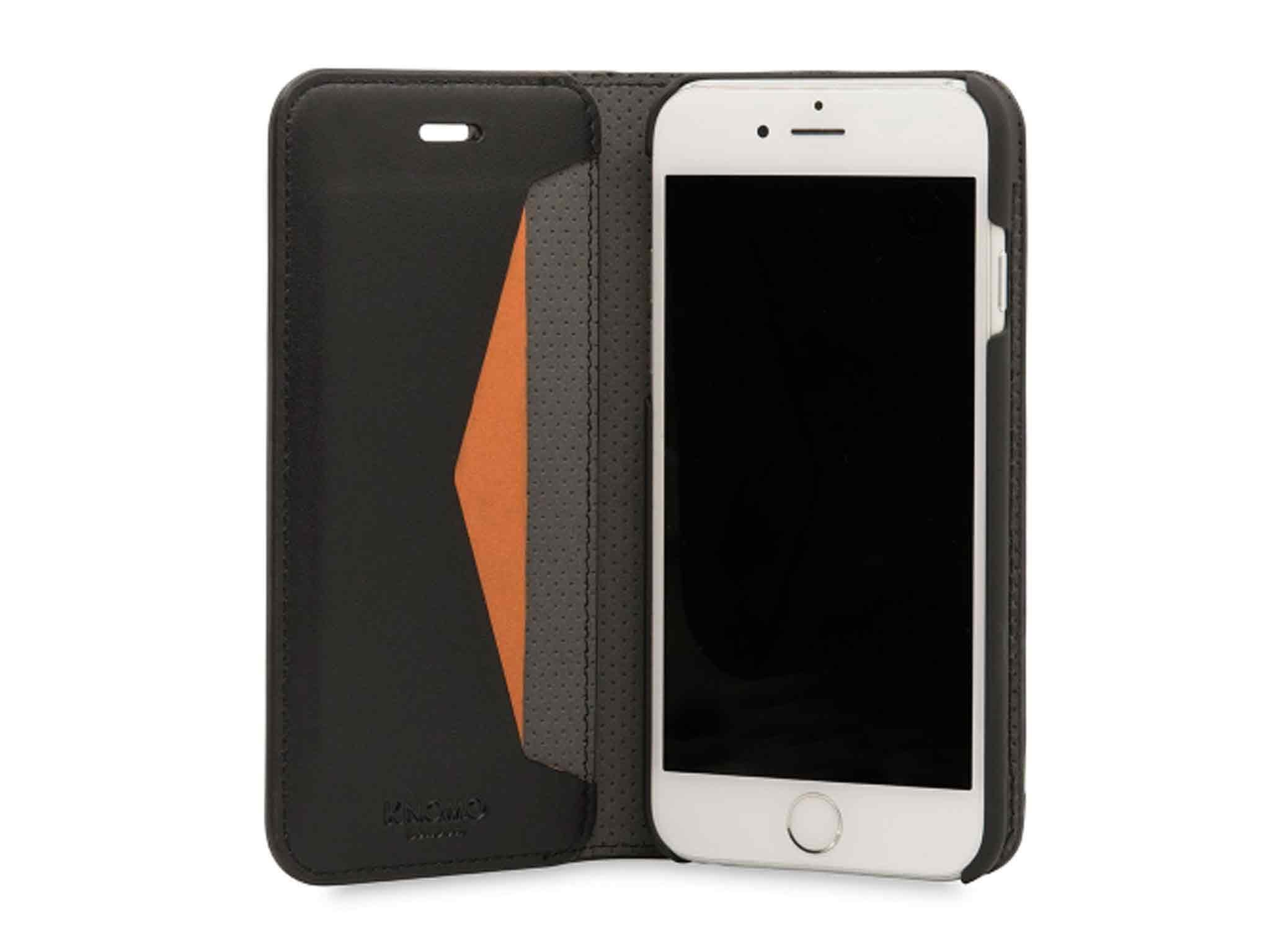 10 Best Iphone 7 Cases The Independent Spigen Galaxy Note 9 Case Wallet S Leather Knomo Specialises In Classy Well Thought Out Bags And It Extends This Expertise Into World Of Has Added Protective
