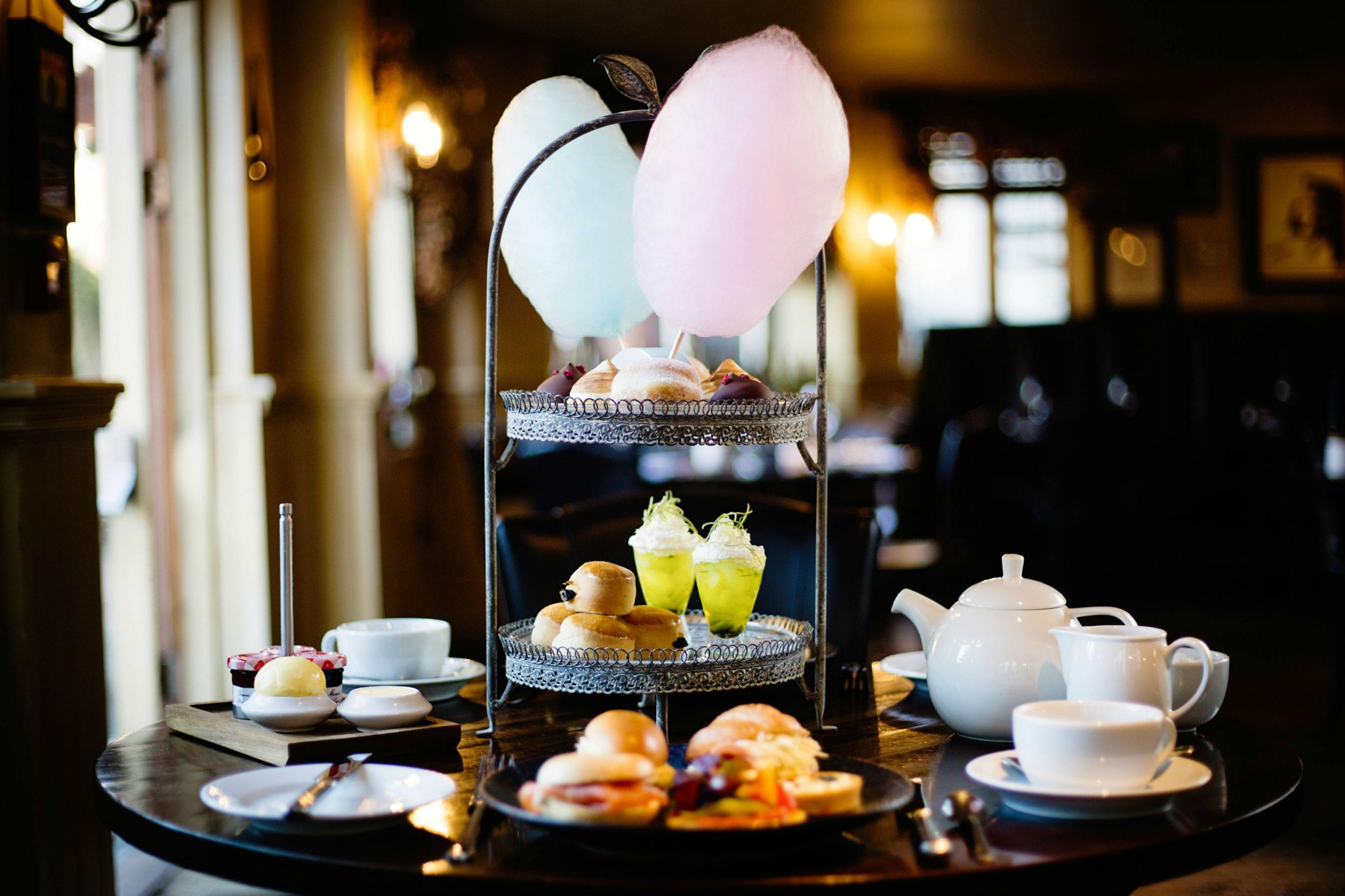 Foodtealife: Afternoon Tea: Gin-inspired At Hotel Du Vin Review