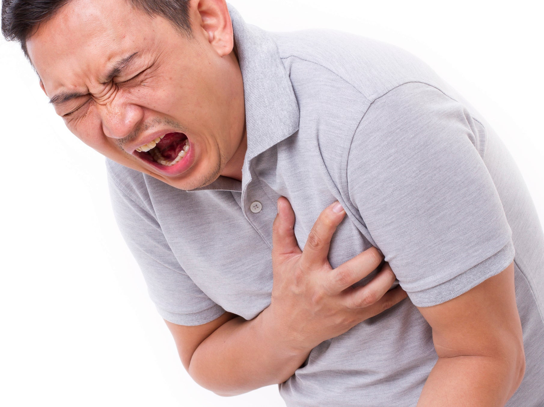exercising when angry could 'triple risk of having a heart attack, Skeleton