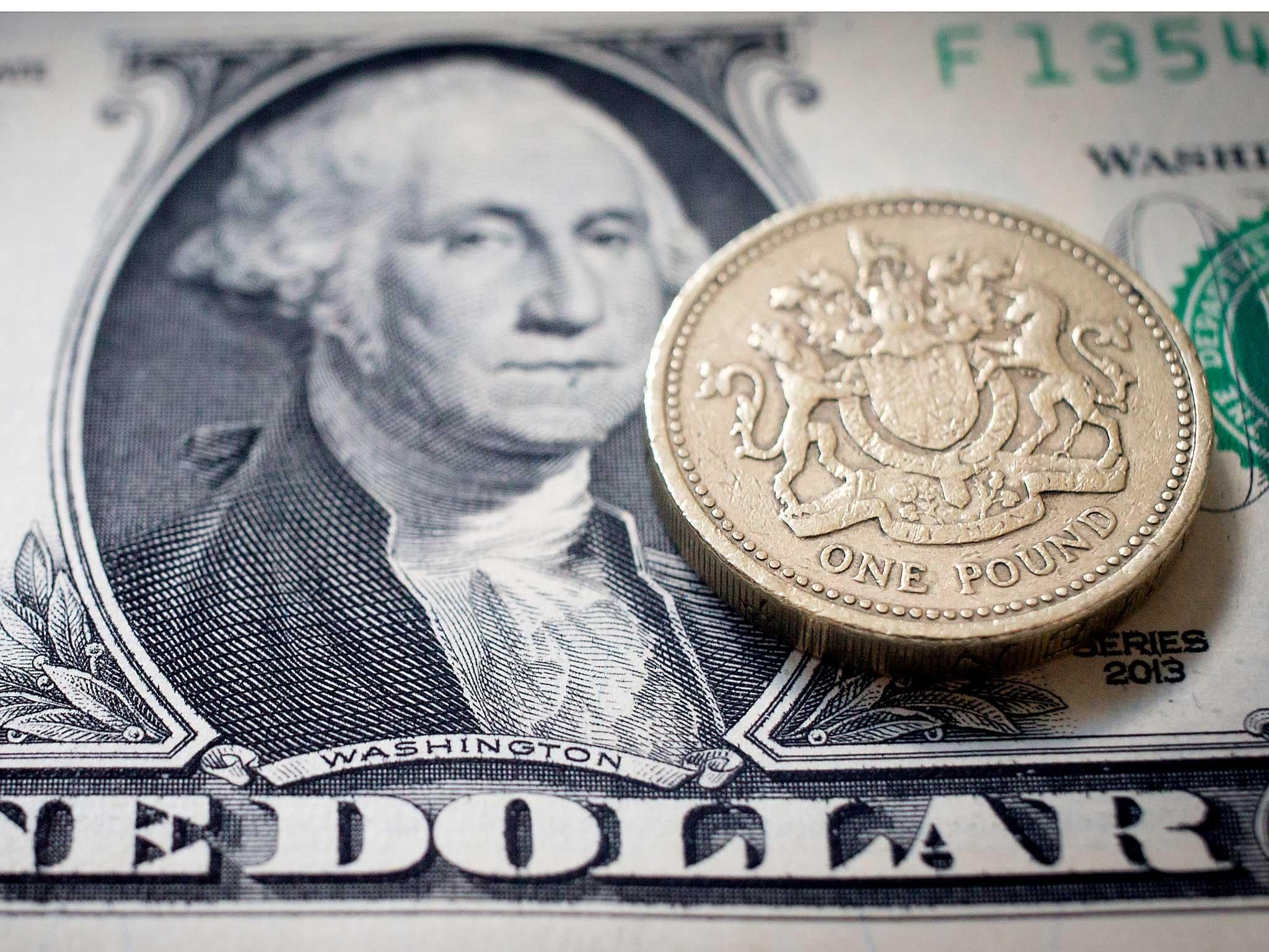 Pound value latest: Sterling hits highest value against the dollar since Brexit vote