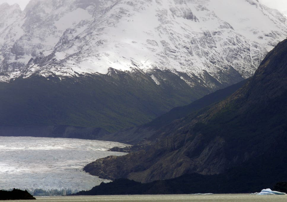 andes mountains lose nearly half their ice in just 40 years the