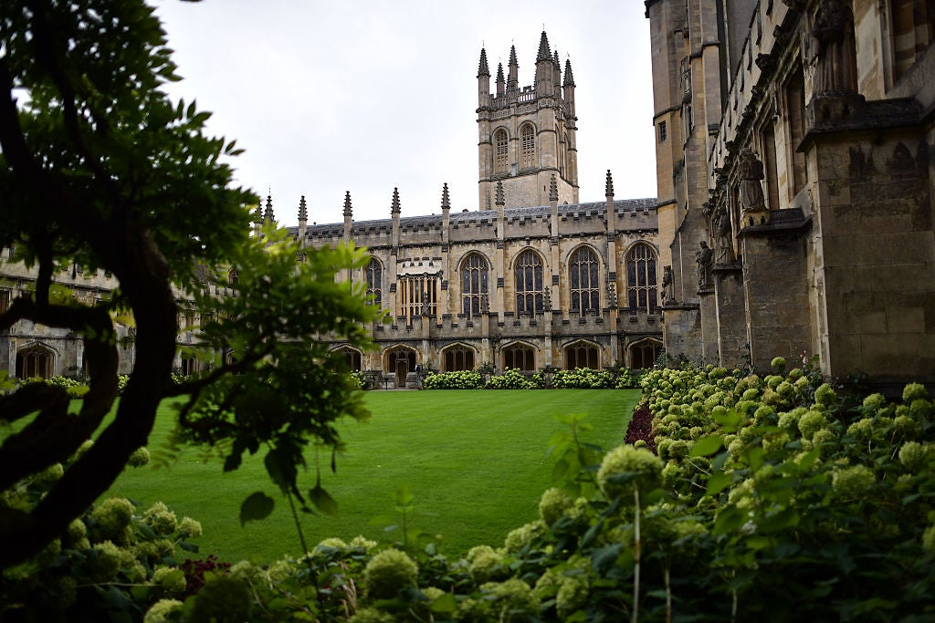 Could you get into the University of Oxford? Answer these ...