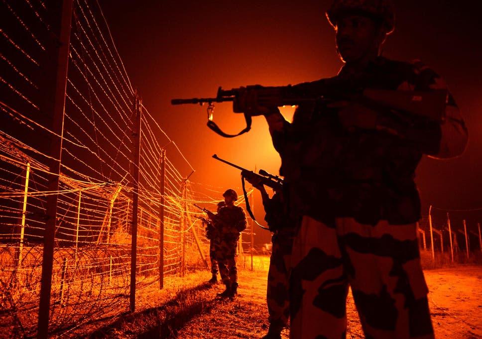 India says Pakistan killed two soldiers near Kashmir border